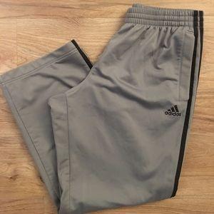 Adidas gray pants